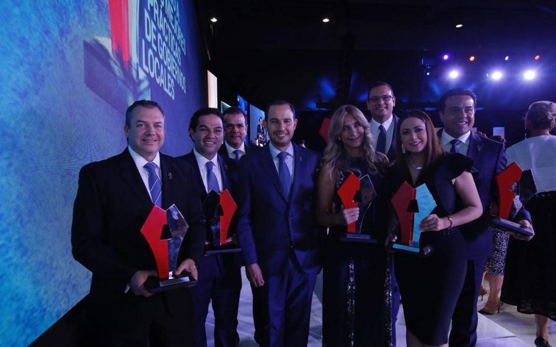 Cumplen 10 años alcaldes de México