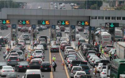 En pleno puente, suben tarifas de autopista México-Acapulco
