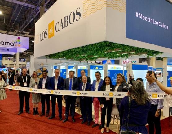 Los Cabos debuta con pabellón en IMEX América 2019