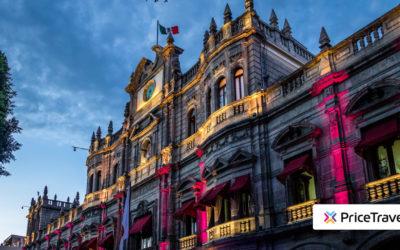CDMX, Guadalajara, Monterrey, Puebla y Guanajuato, para dar el Grito
