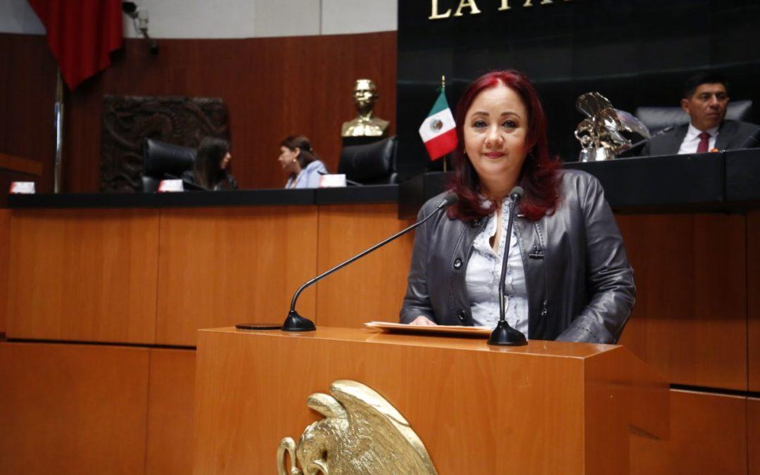 Propone senadora Pinedo sancionar el abandono de adultos mayores
