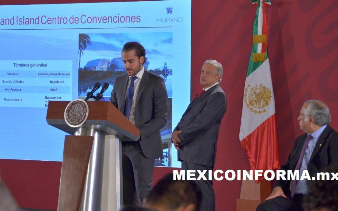 Cerrará México con una captación de 24 mil mdd por turismo: Torruco