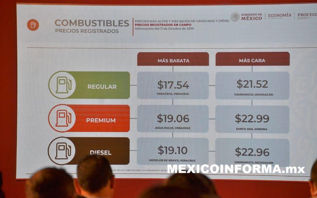 Robaban el 30 por ciento en gasolinera carretera de Amosoc en Puebla