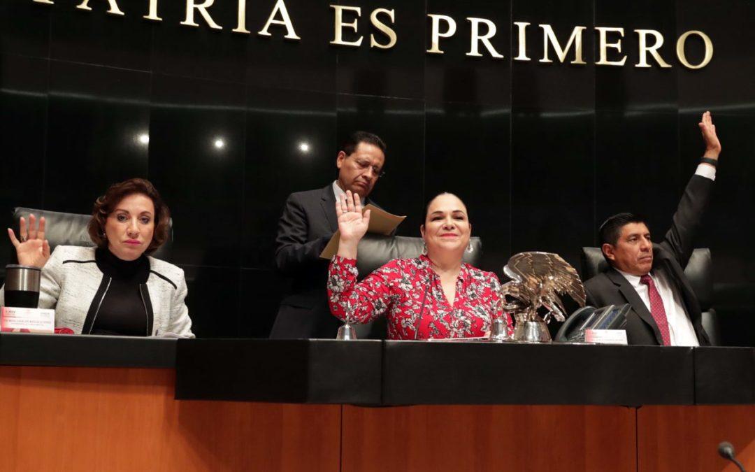 Designan a Leopoldo  Melchi García presidente de la CRE