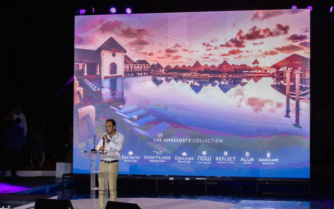Apuesta AMRESORTS a Quintana Roo como principal destino