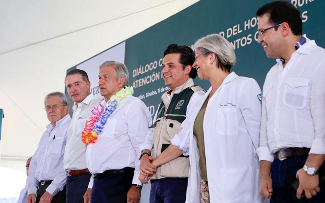 IMSS tiene 25 hospitales certificados CSG por su calidad de servicios