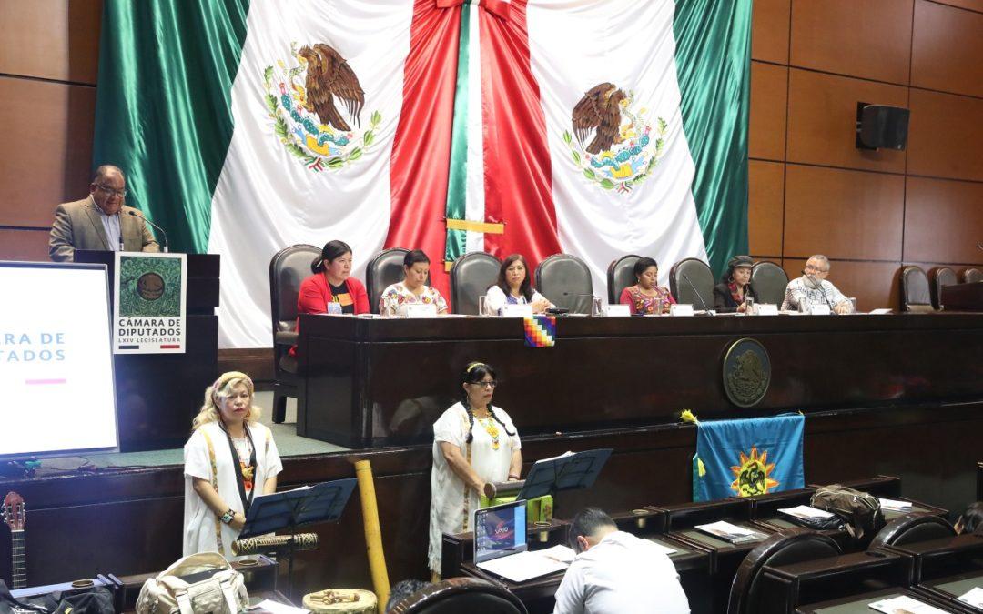 Reconocer sus derechos a Indígenas en CDMX, piden Diputados