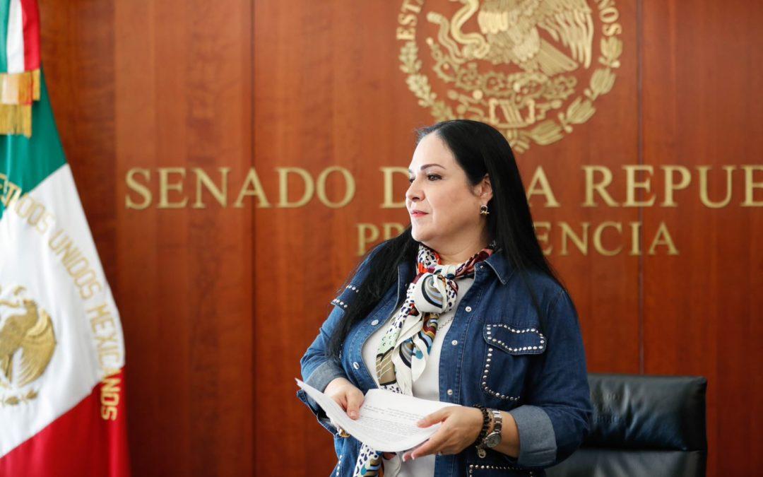 Por ningún motivo se pueden repetir votaciones para titular de CNDH: presidenta del Senado