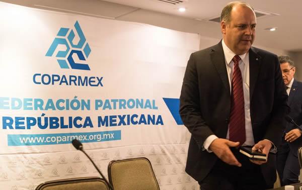 Sin Confianza, T-MEC será insuficiente: Coparmex