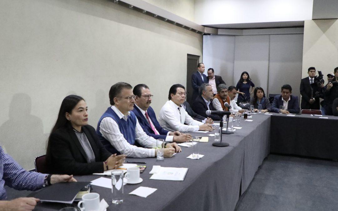 Buscarán diputados sesionar hoy para dictaminar PEF 2020