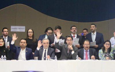 En sede alterna, diputados avalan en Comisión PEF 2020