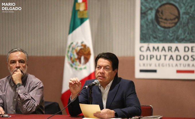 Apoyos por 130 mil mdp para adultos mayores: Mario Delgado
