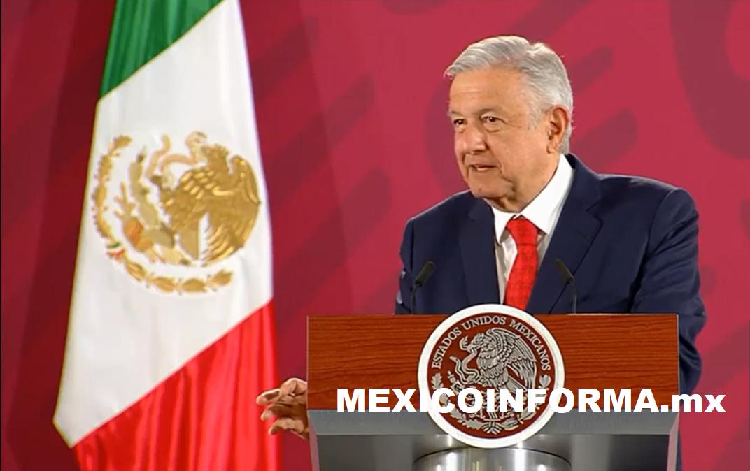 Insistirá López Obrador recortar 50% a partidos