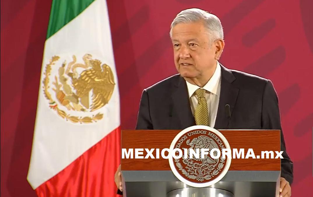 Senado debe resolver sobre outsourcing, para eso están.-López Obrador