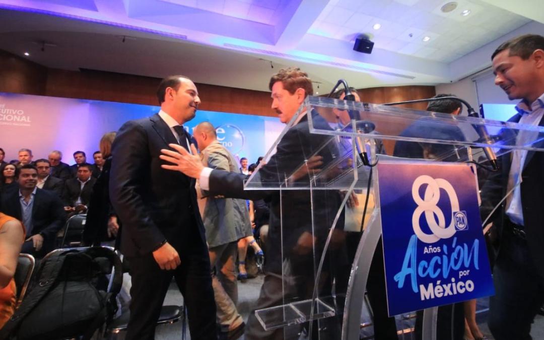 Decepcionante el primer año de AMLO: Marko Cortés