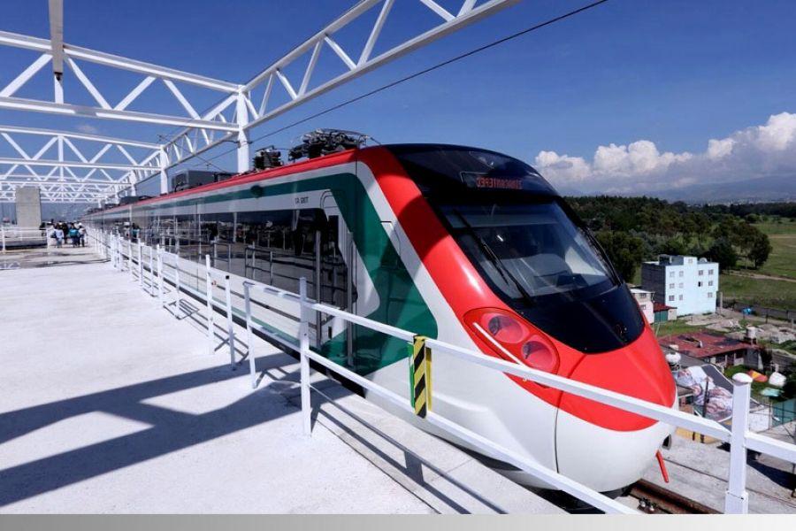 Reinician trabajos del Tren Interurbano México-Toluca