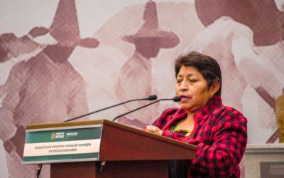 Apoya gobierno el desarrollo a comunidades mayas