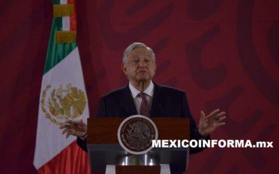 Se respetarán, para evitar conflictos, los 110 contratos de Pemex a IP: AMLO