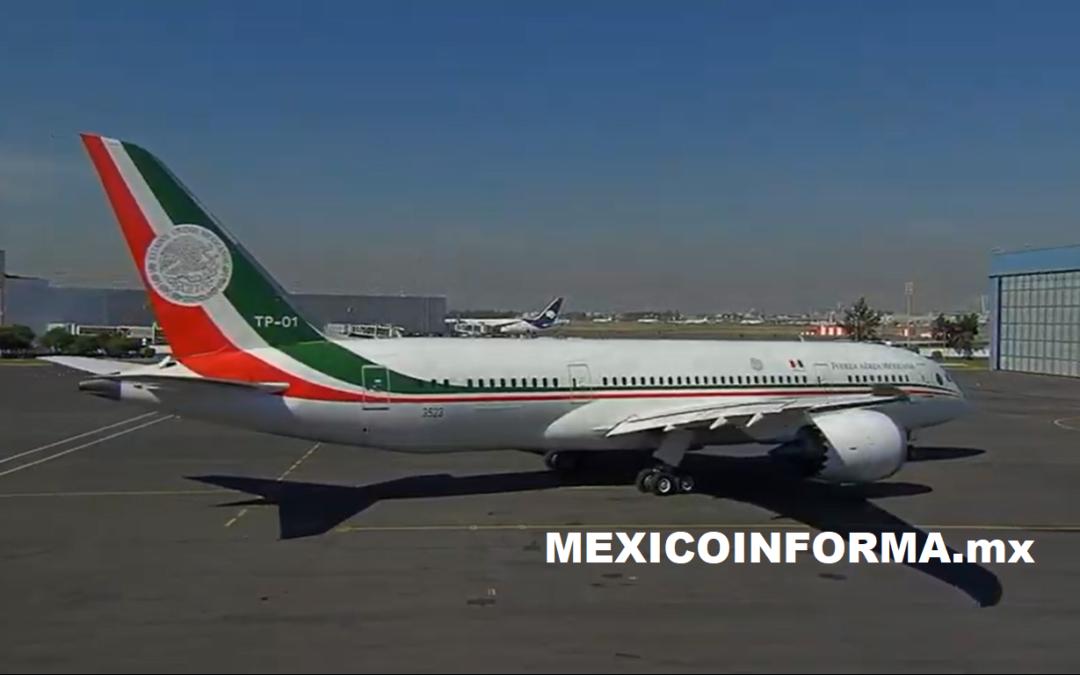 """Una """"tomada de pelo"""" propuesta de AMLO de rifar avión presidencial: PRD"""