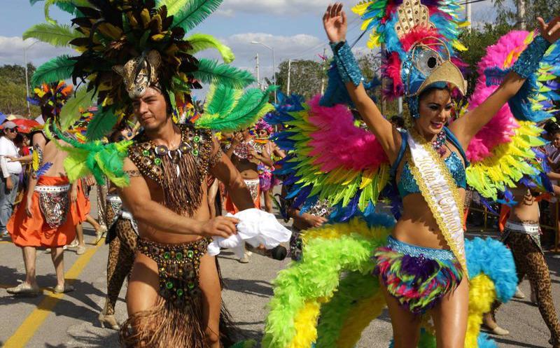 Carnaval Mérida 2020 espera más de 800 mil asistentes
