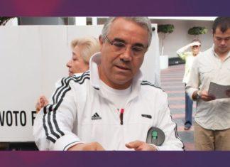 Fallece exclavadista olímpico Carlos Girón