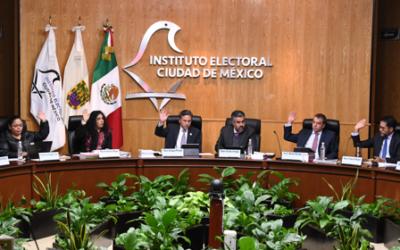 Insituto Electoral CDMX garantizará el derecho a participación política de la mujer
