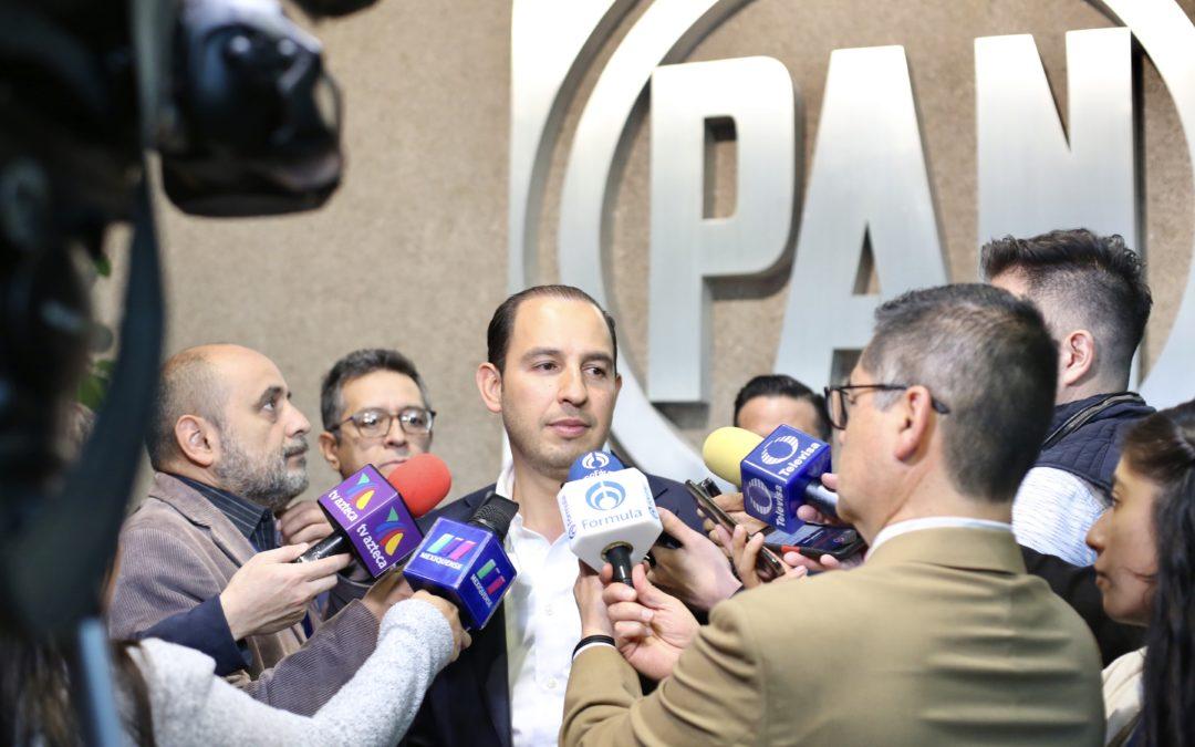 Llama PAN a gobernadores de otros partidos a sumarse a su propuesta sobre Salud