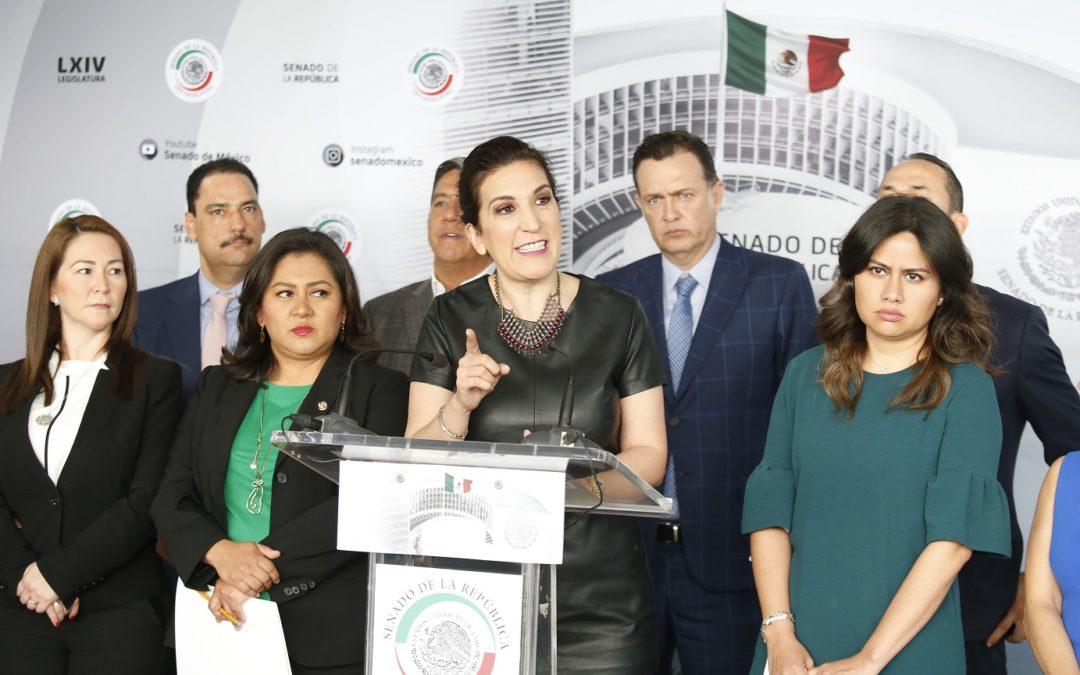 Se suma GPPAN a paro nacional de mujeres #Undíasinnosotras