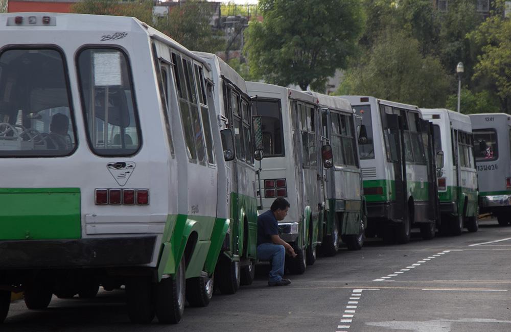 Transportistas de CDMX marcharán el miércoles