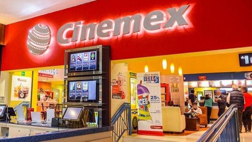 Tras cerrar todas sus salas, Cinemex dona su comida al Banco de Alimentos