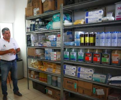 Garantiza Puerto Morelos atención en los dispensarios médicos