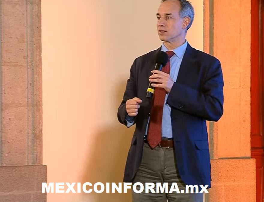 Extranjeros y mexicanos, todos a resguardo hasta el 30 abril:- López Gatell