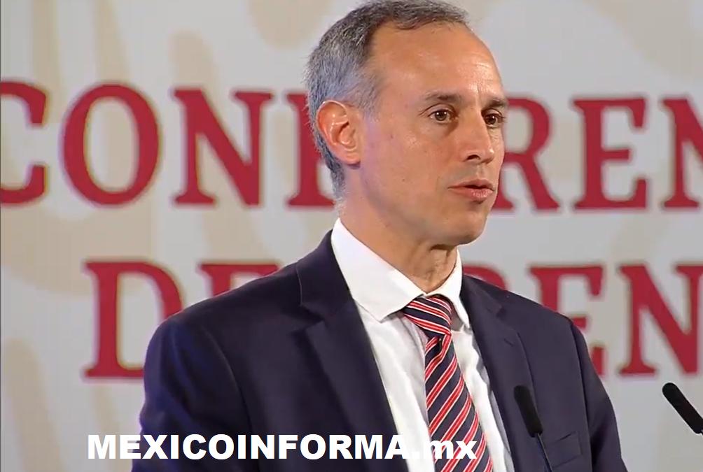 Cuestiona senador a López-Gatell por errar en predicción de muertes por Covid-19
