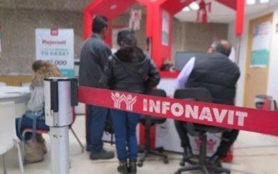 Reciben seguro de desempleo 140 mil trabajadores del Infonavit