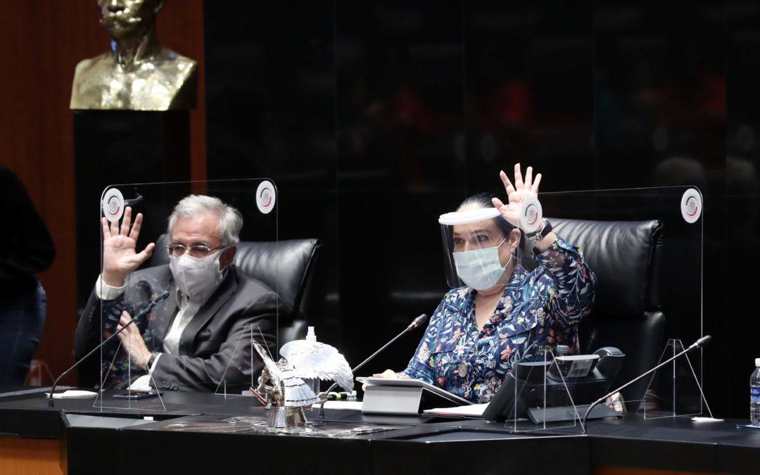 Senado, a periodo extraordinario; no fue aprobado para la Cámara de Diputados