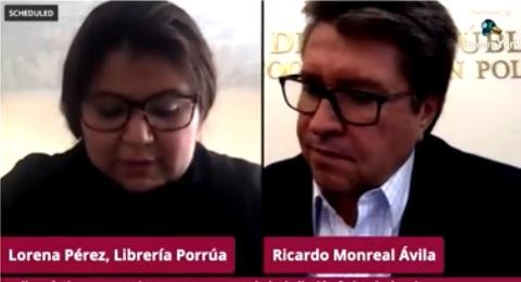 Indispensable, participación de mujeres en el desarrollo de México: Monreal