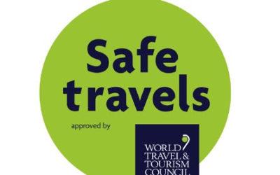 Suman 100 destinos en el mundo con sello de viaje seguro