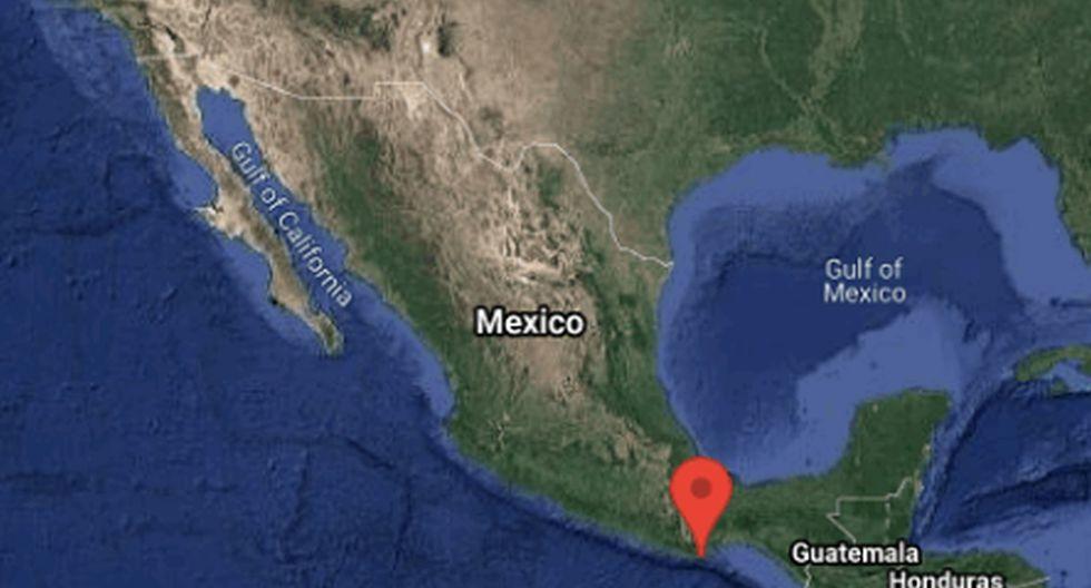 Sismo de 5.2 grados con epicentro en Oaxaca se alcanza a percibir en CDMX