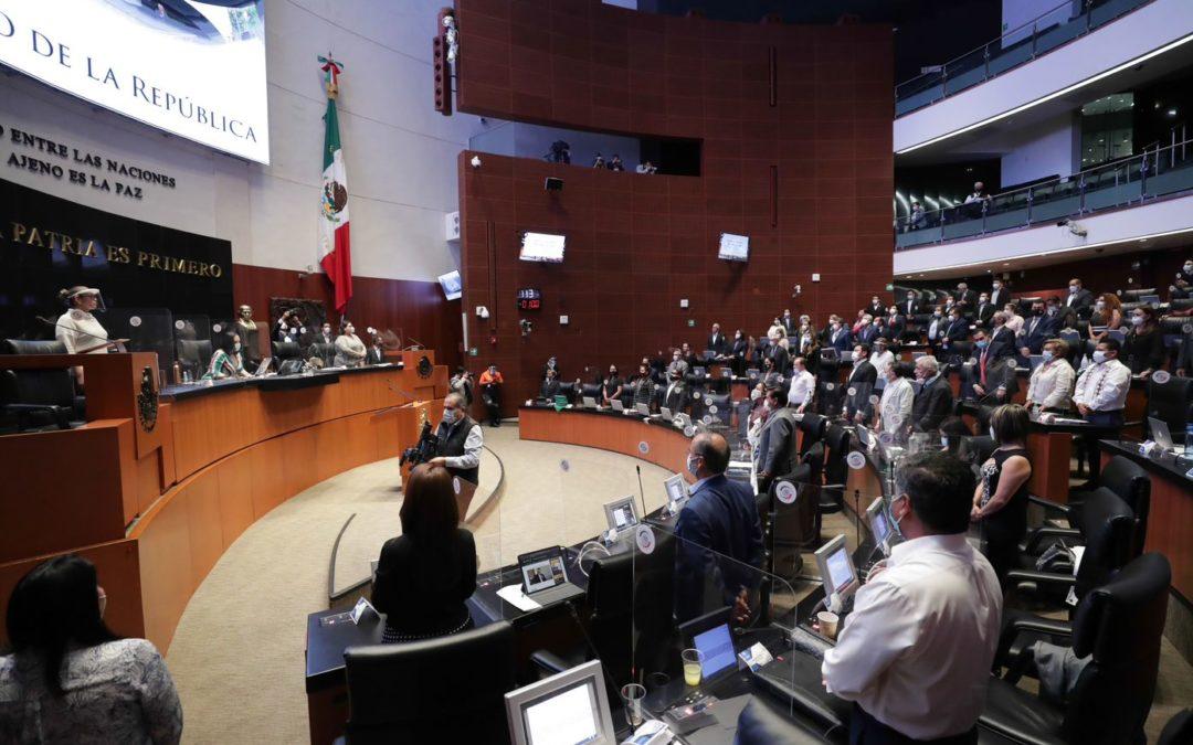 Condolencias del Congreso mexicano por explosiones ocurridas en Beirut