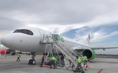 Viva Aerobus anuncia nueva ruta Dallas – Monterrey