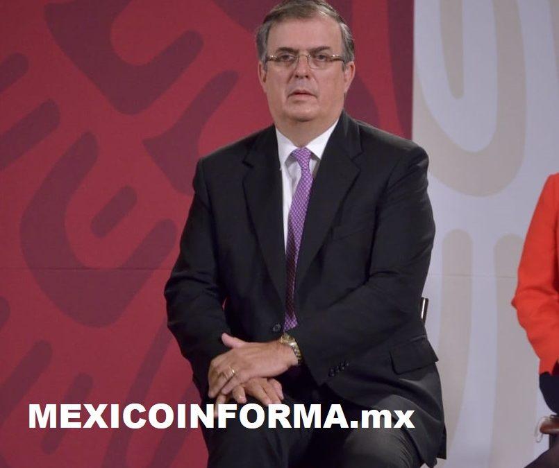 Universal y gratuita  la vacuna que producirá México: Ebrard
