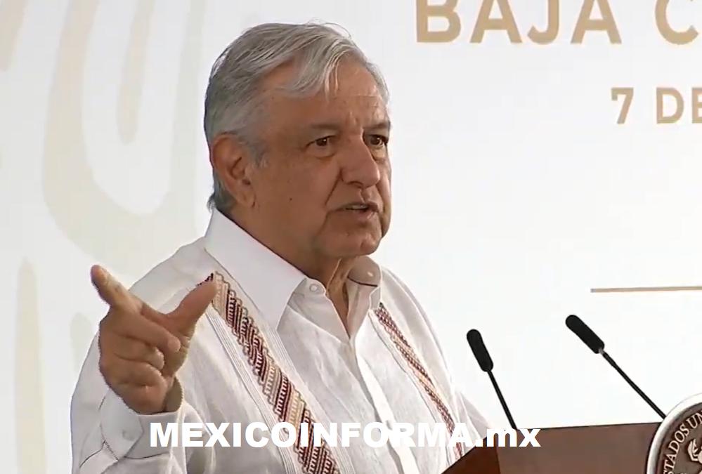 Para fin de año se espera una normalidad en turismo.- López Obrador
