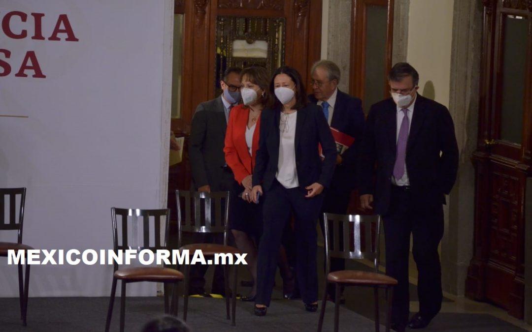 Será una vacuna producida en México para América Latina: AstraZeneca