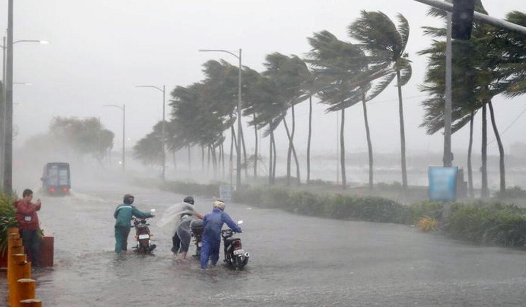 Persistirán fuertes lluvias en Chiapas, Oaxaca y Q. Roo