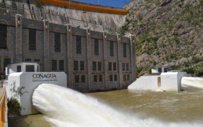 Logra México acuerdo con EU para cumplir con el Tratado Internacional de Aguas