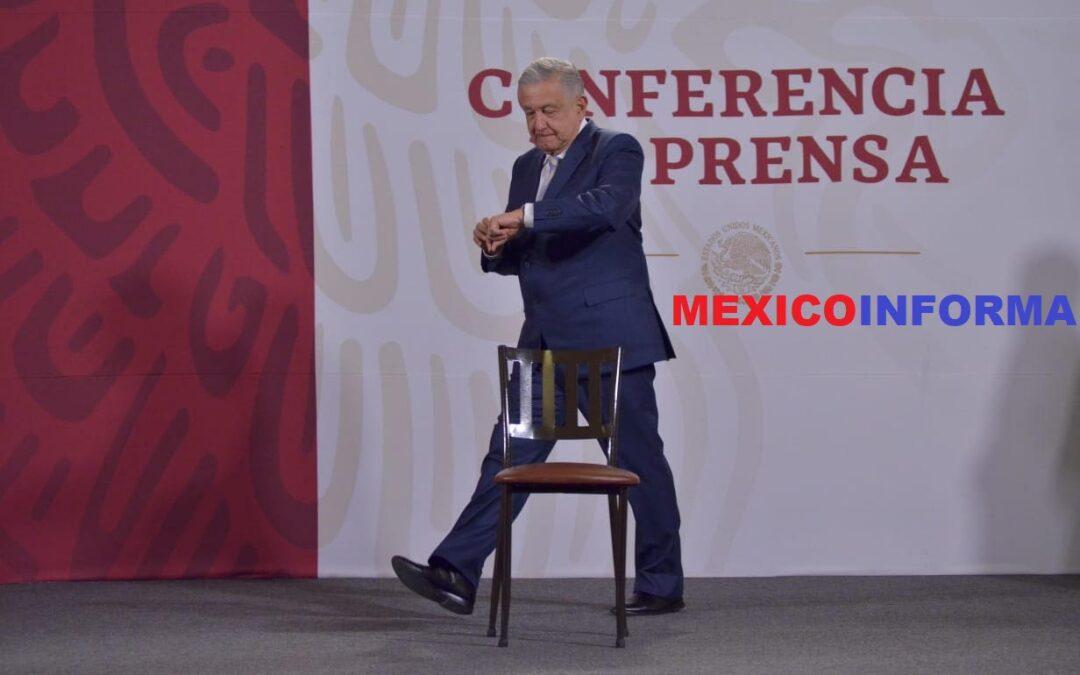Desalojarán esta semana las casetas Tepic-Mazatlán.- López Obrador