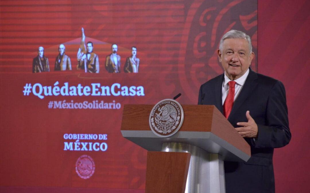 Analizan abrir escuelas sin alumnos, solo maestros.- López Obrador