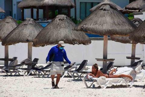 Difundirán promocionales para proteger salud de turistas y personal de servicios