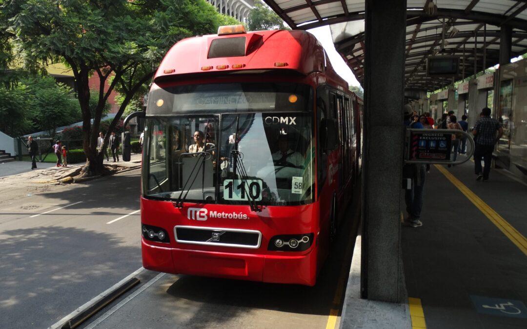 Ampliación de Líneas 3,4 y 5 de Metrobús beneficiarán a 300 mil pasajeros más