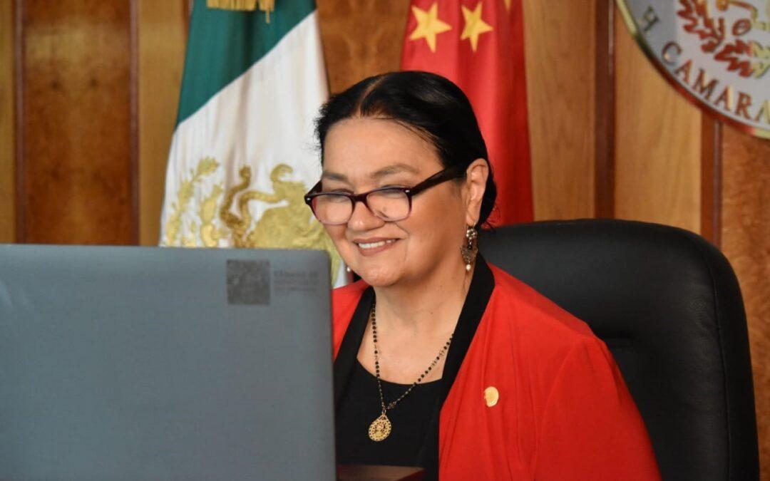Necesario fortalecer la diplomacia parlamentaria: Sauri Riancho